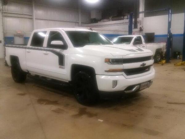 2018 Chevrolet Silverado 1500 in Danville, PA