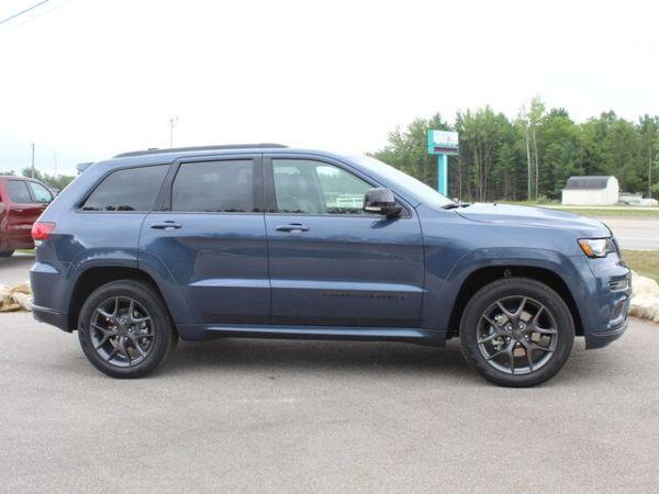 2020 Jeep Grand Cherokee in Ludington, MI