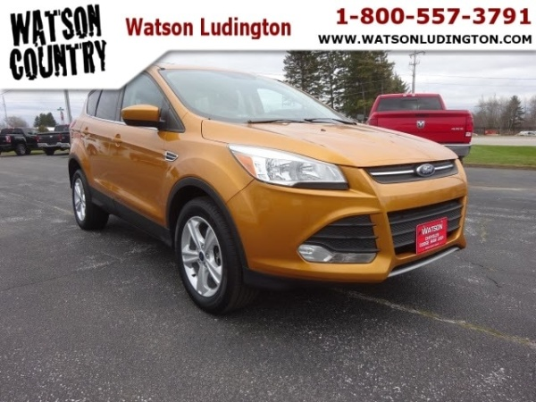 used ford escape for sale in cadillac mi u s news. Black Bedroom Furniture Sets. Home Design Ideas