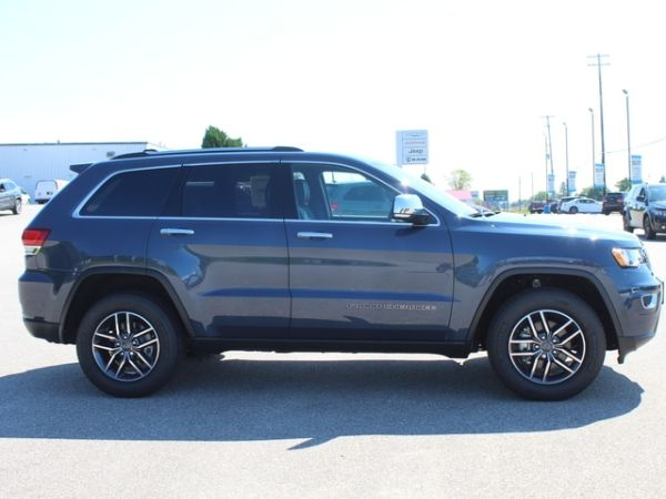 2020 Jeep Grand Cherokee in Ludington, MI