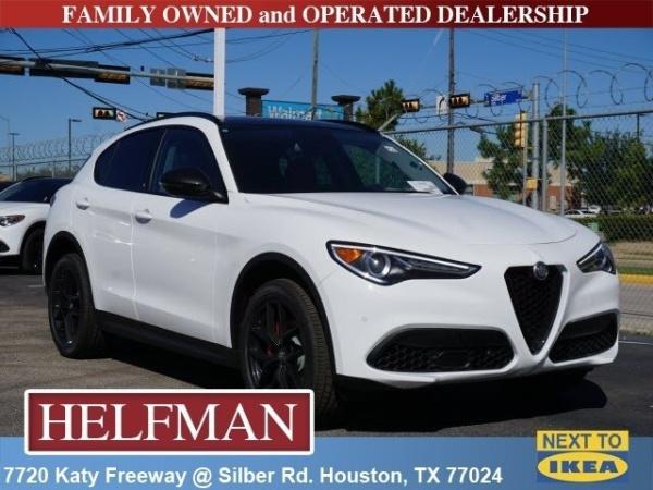 2019 Alfa Romeo Stelvio in Houston, TX
