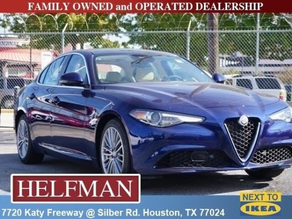2019 Alfa Romeo Giulia in Houston, TX