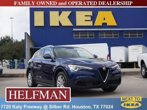 2019 Alfa Romeo Stelvio in Houston, TX
