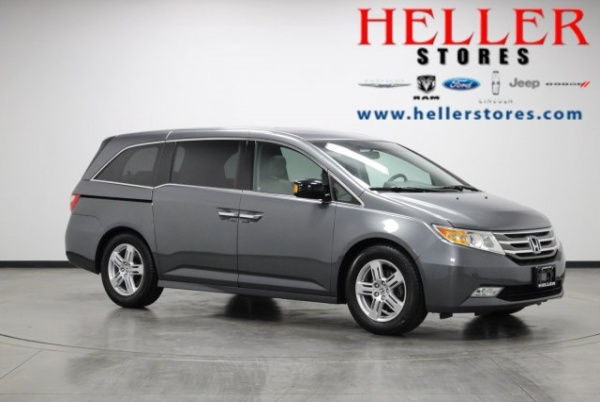 Honda Of Champaign >> Used Honda Odyssey for Sale in Normal, IL | U.S. News ...