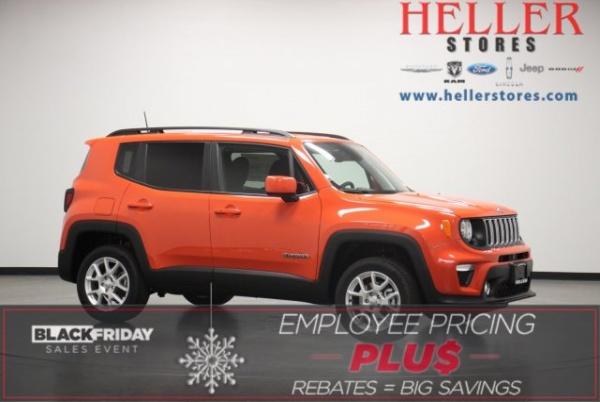 2019 Jeep Renegade in Pontiac, IL