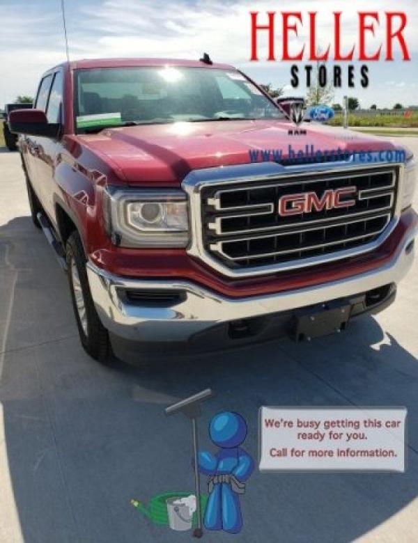 2018 GMC Sierra 1500 in Pontiac, IL