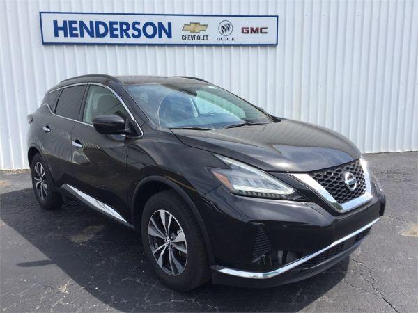 2020 Nissan Murano in Henderson, KY