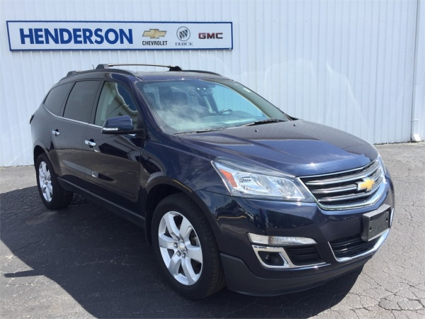 2017 Chevrolet Traverse in Henderson, KY