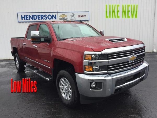 2019 Chevrolet Silverado 3500HD in Henderson, KY