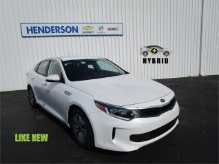 2017 Kia Optima Hybrid Base For In Henderson Ky