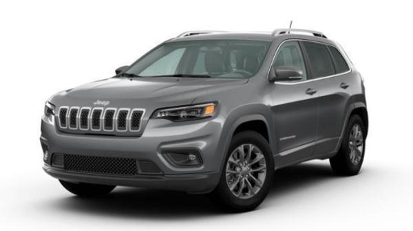 2020 Jeep Cherokee in Millbury, MA