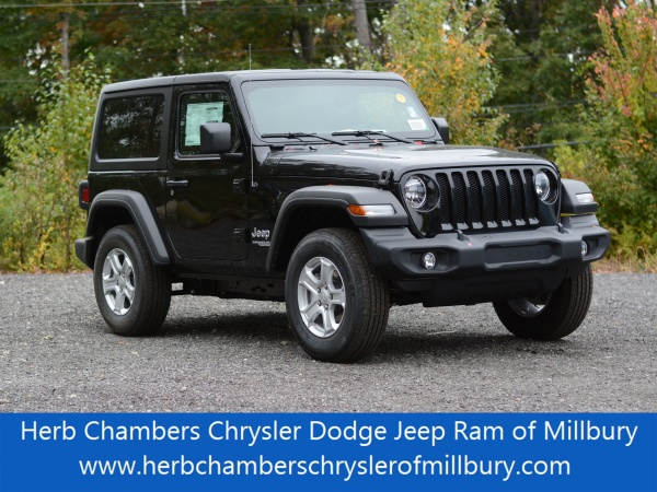 2020 Jeep Wrangler in Millbury, MA
