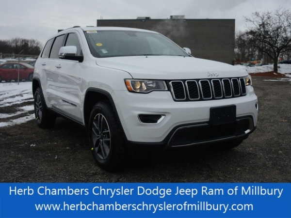 2020 Jeep Grand Cherokee in Millbury, MA