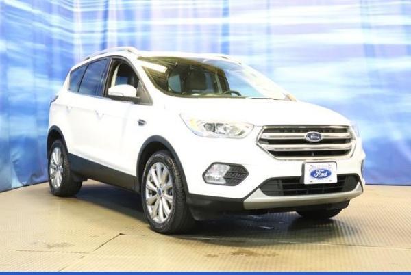 2017 Ford Escape in Westborough, MA