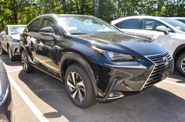 2020 Lexus NX in Hingham, MA