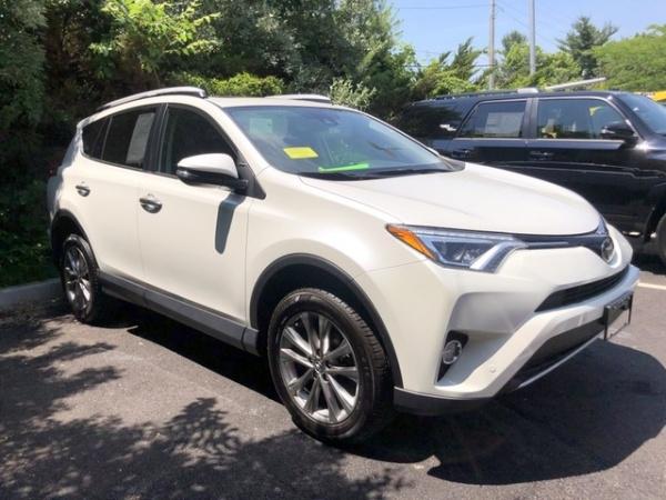Toyota Auburn Ma >> 2016 Toyota Rav4 Limited Awd For Sale In Auburn Ma Truecar