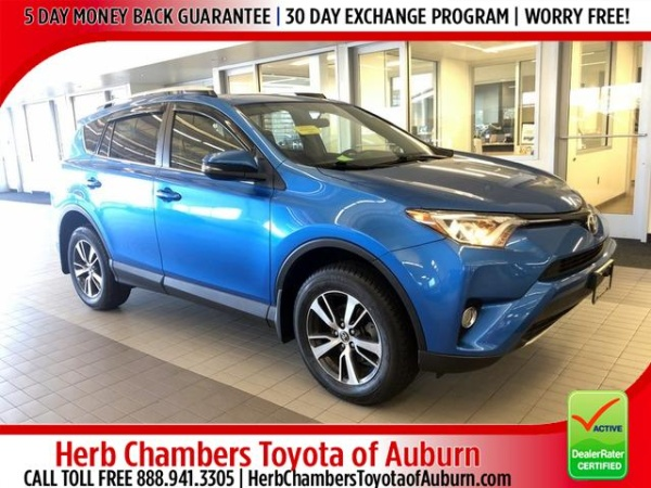 2016 Toyota RAV4 in Auburn, MA