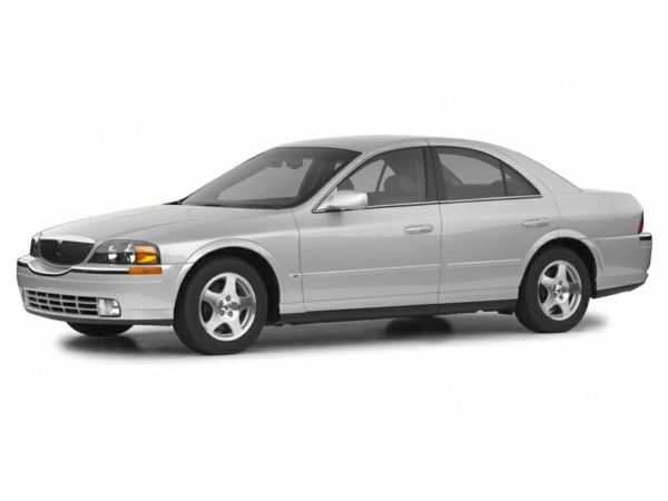 2002 Lincoln LS in Lawrenceburg, TN