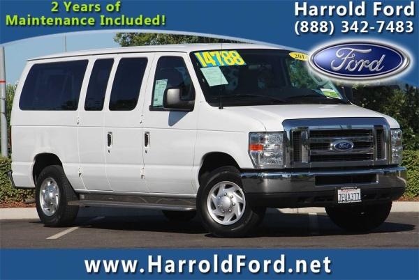 2014 Ford Econoline Wagon in Sacramento, CA