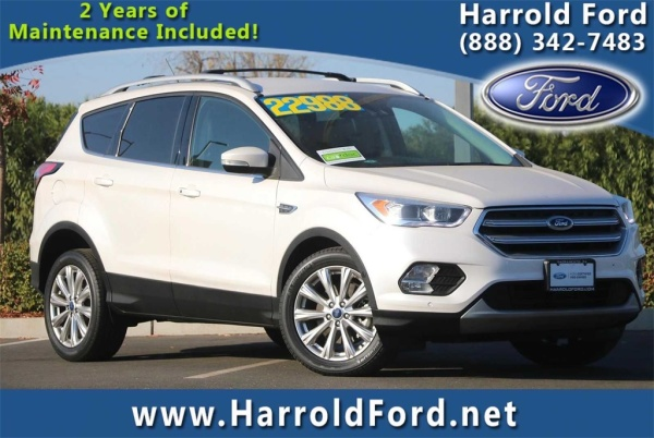 2017 Ford Escape in Sacramento, CA