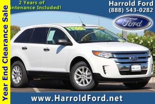 Ford Edge Se Fwd For Sale In Sacramento Ca