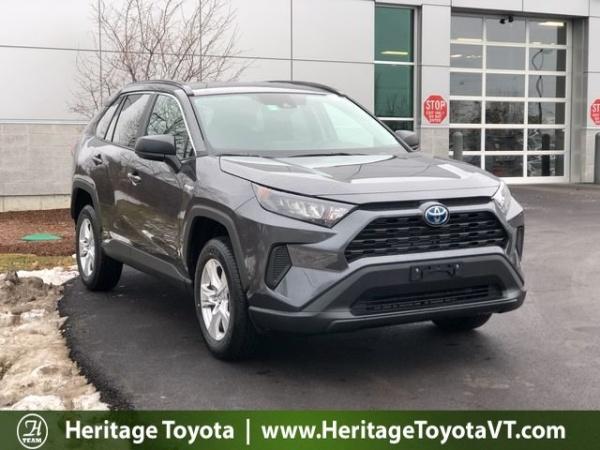 2020 Toyota RAV4 in Burlington, VT