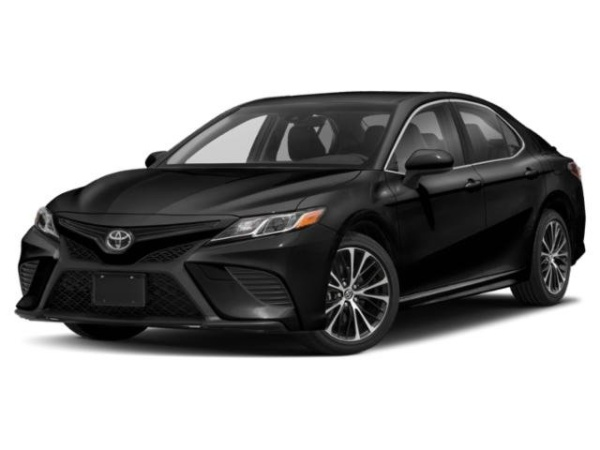 2020 Toyota Camry in Burlington, VT