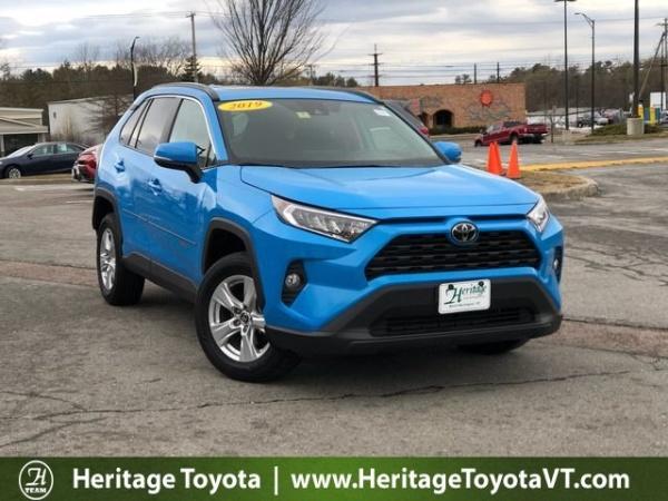 2019 Toyota RAV4 in Burlington, VT