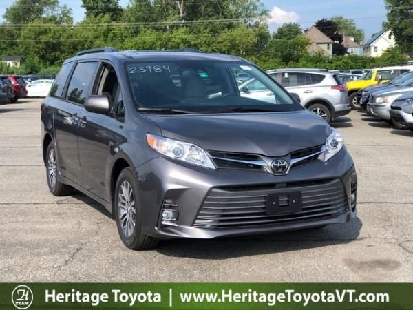 2020 Toyota Sienna in Burlington, VT