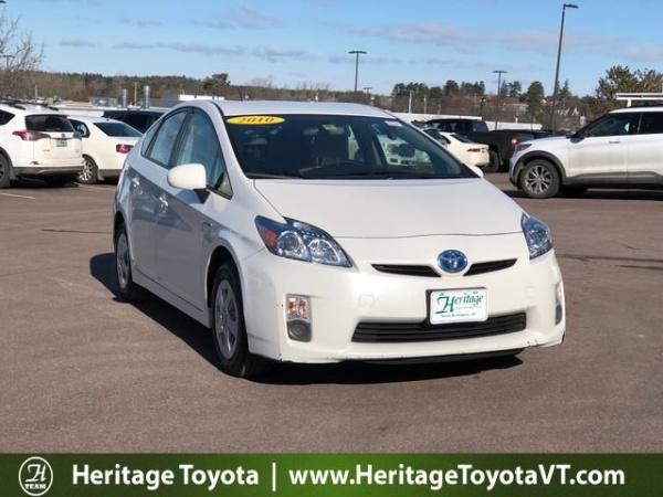 2010 Toyota Prius in Burlington, VT