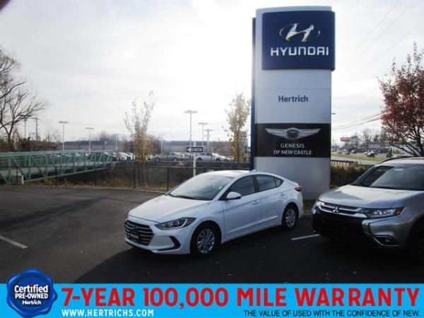 2017 Hyundai Elantra in New Castle, DE