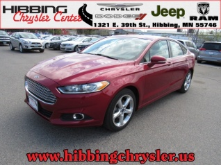 Used Ford Fusion For Sale In Hibbing Mn 2 Used Fusion Listings In