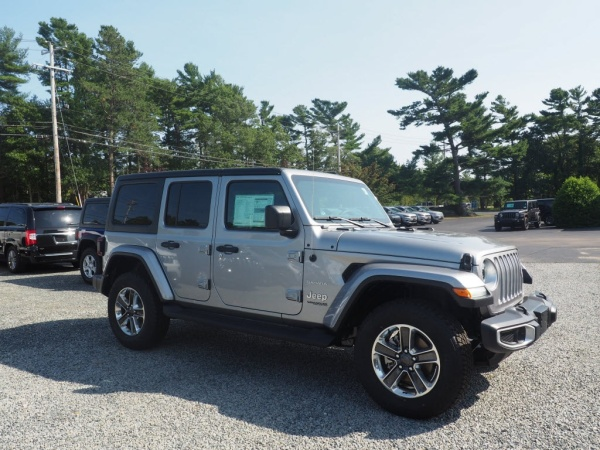2019 Jeep Wrangler in Marion, MA