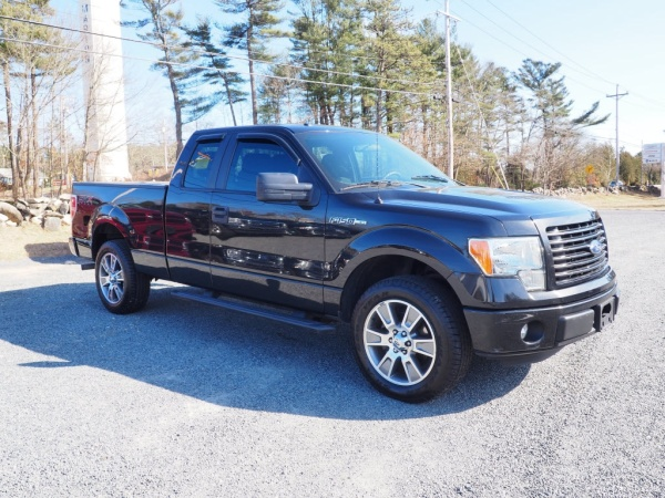 2014 Ford F-150 in Marion, MA