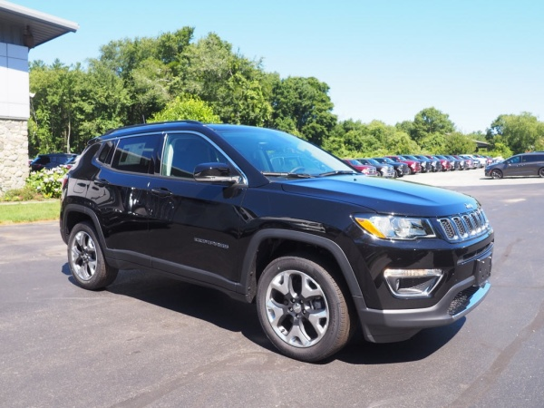 2018 Jeep Compass in Marion, MA