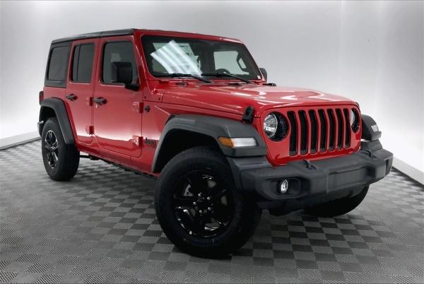 2020 Jeep Wrangler in Hardeeville, SC