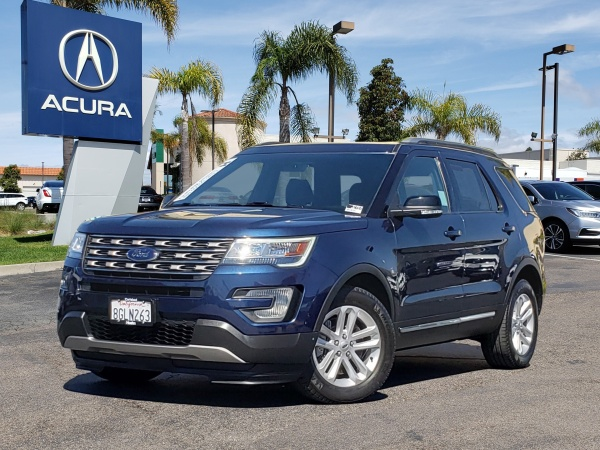 2017 Ford Explorer in Carlsbad, CA