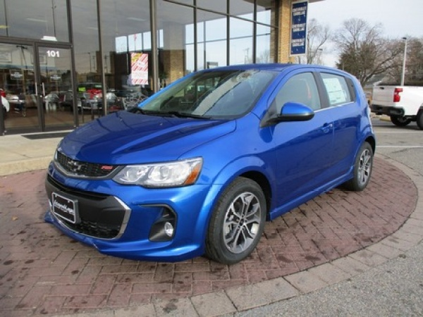 2020 Chevrolet Sonic in Hagerstown, MD