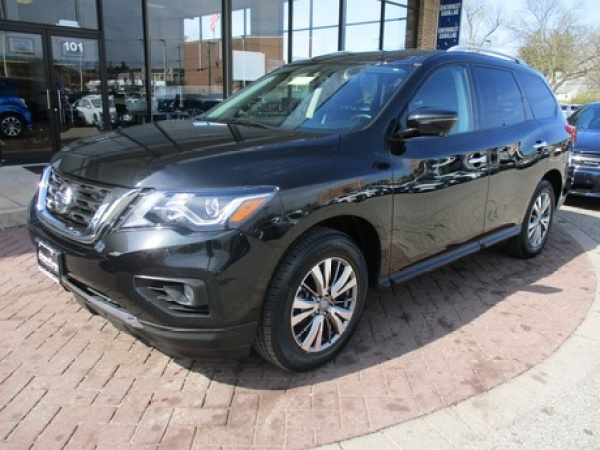 2019 Nissan Pathfinder in Hagerstown, MD