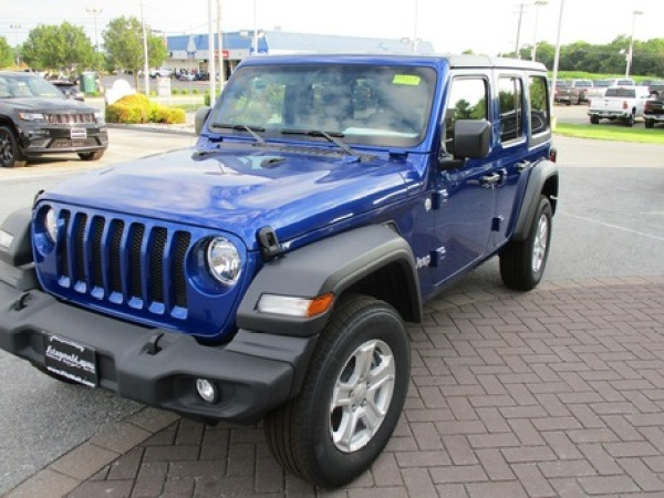 2019 Jeep Wrangler in Hagerstown, MD
