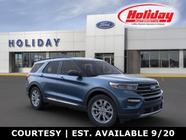 2020 Ford Explorer in Fond Du Lac, WI