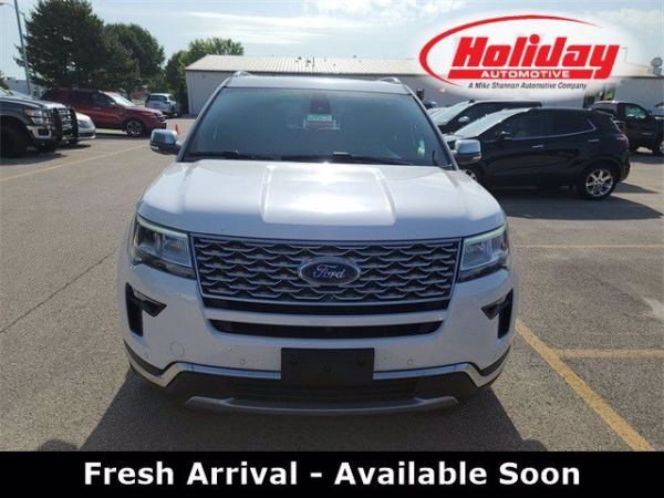 2018 Ford Explorer in Fond Du Lac, WI