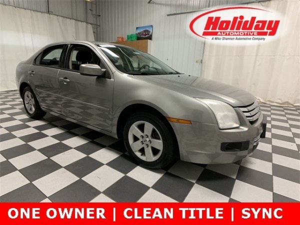 2008 Ford Fusion in Fond Du Lac, WI