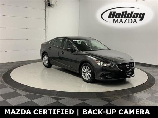 2017 Mazda Mazda6 in Fond Du Lac, WI