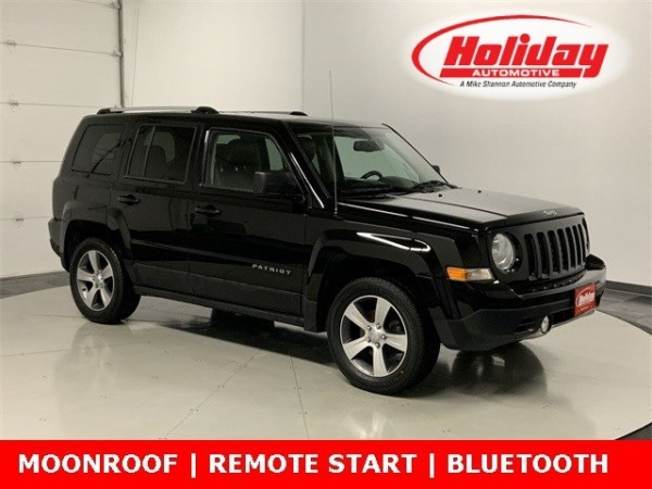 2017 Jeep Patriot in Fond Du Lac, WI