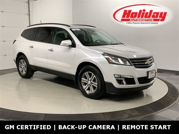 2016 Chevrolet Traverse in Fond Du Lac, WI