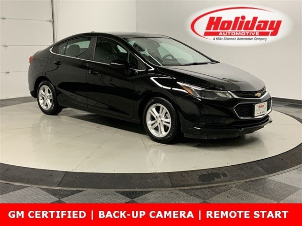 2017 Chevrolet Cruze in Fond Du Lac, WI
