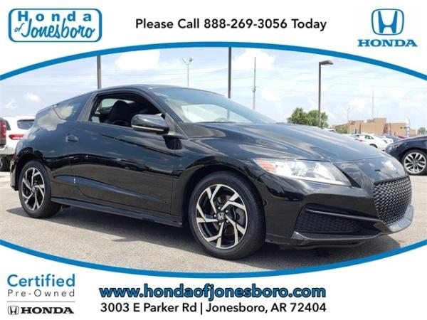 Honda Jonesboro Ar >> 2016 Honda Cr Z Lx Cvt For Sale In Jonesboro Ar Truecar
