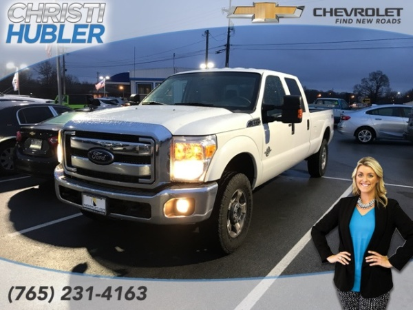 2012 Ford Super Duty F-350 in Crawfordsville, IN