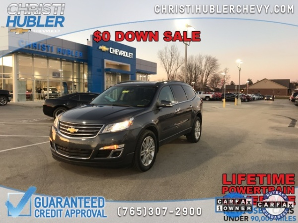 2014 Chevrolet Traverse in Crawfordsville, IN